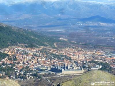 Machotas,Pico El Fraile, Tres Ermitaños; nacimiento segura san millan de la cogolla fotos senderism